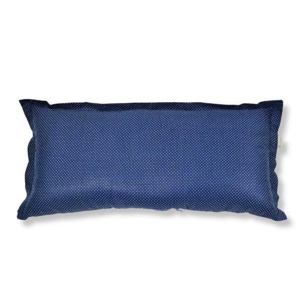 Gyógynövényes alvó/pihenőpárna 10 féle gyógynövénnyel 30x60 cm