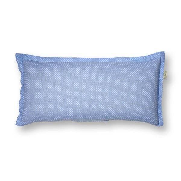 Felhő, gyógynövényes alvó/pihenőpárna 10-féle gyógynövénnyel 30x60 cm