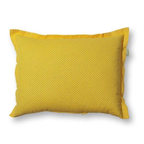 Napsugár, gyógynövényes alvó/pihenőpárna 10-féle gyógynövénnyel 35x45 cm