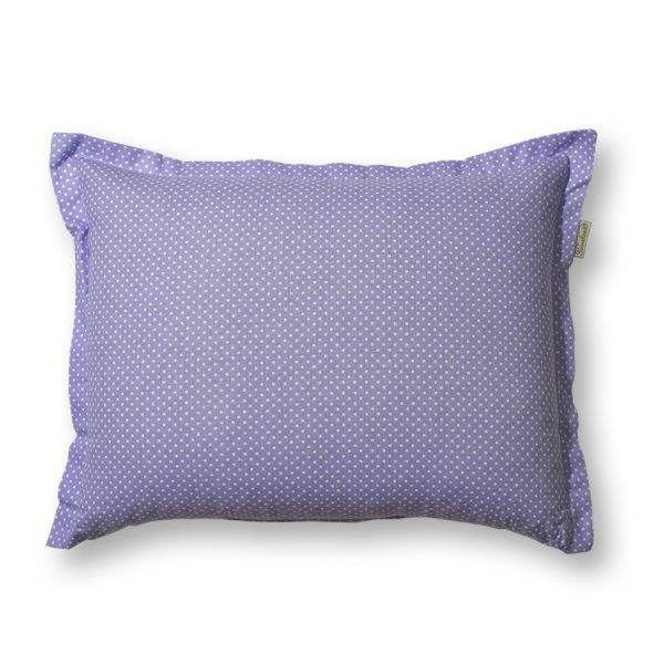 Vattacukor, gyógynövényes alvó/pihenőpárna 10-féle gyógynövénnyel 35x45 cm