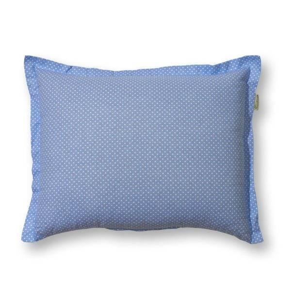 Felhő, gyógynövényes alvó/pihenőpárna 10-féle gyógynövénnyel 35x45 cm