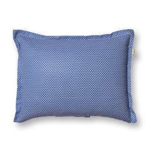 Kék keksz, gyógynövényes alvó/pihenőpárna 10-féle gyógynövénnyel 35x45 cm
